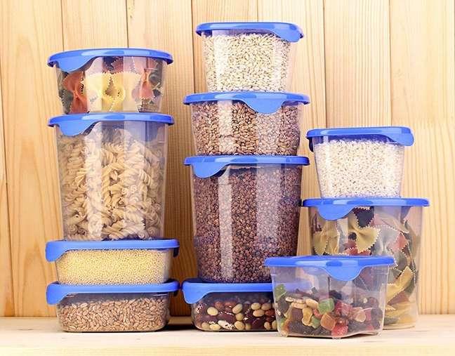 Guia da Cozinha - Potes: 5 truques para organizar o armário da cozinha!