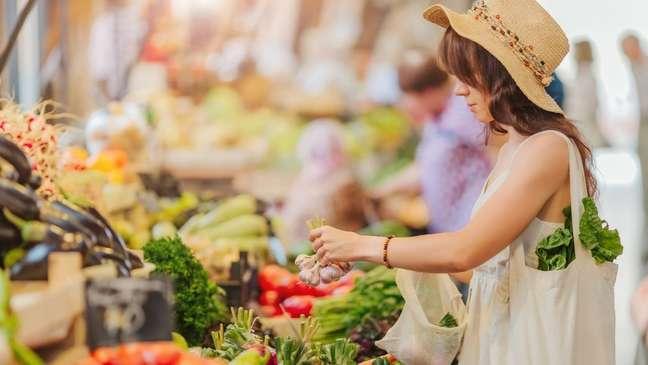 Dietas variadas e coloridas podem ser bastante benéficas ao organismo!