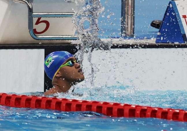 Wendel Belarmino é a esperança de medalha para o Brasil nesta sexta-feira, em Tóquio (Foto: CPB)