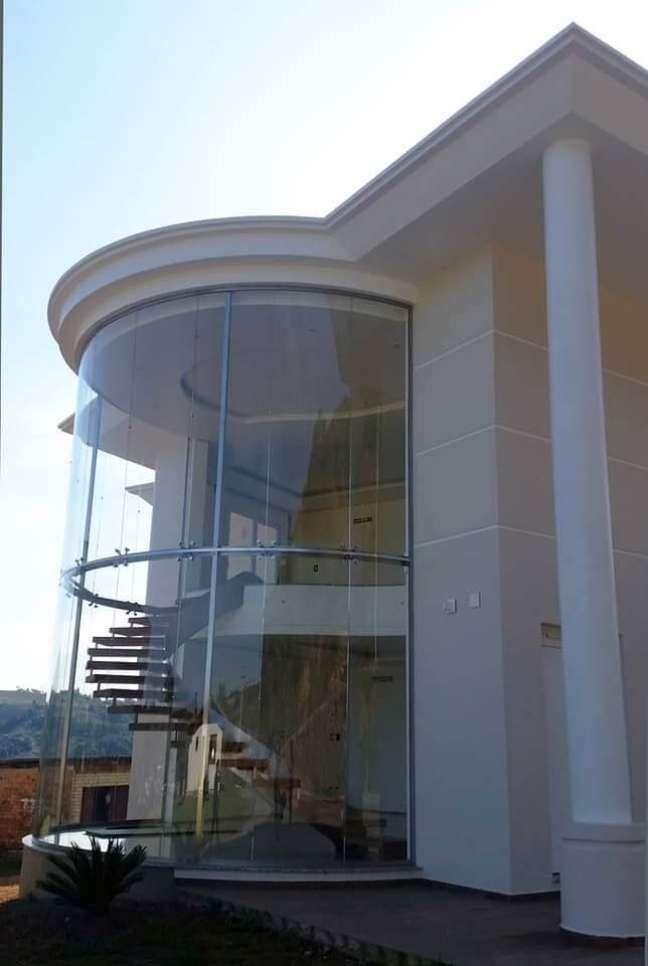 47. Fachada de vidro grande – Foto Bria Arquitetura