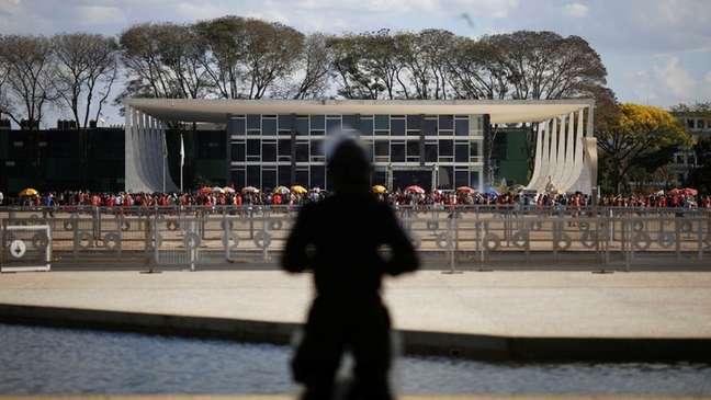A BBC News Brasil apurou que a maioria dos ministros pretende evitar tomar decisões com alto impacto no governo federal até as manifestações