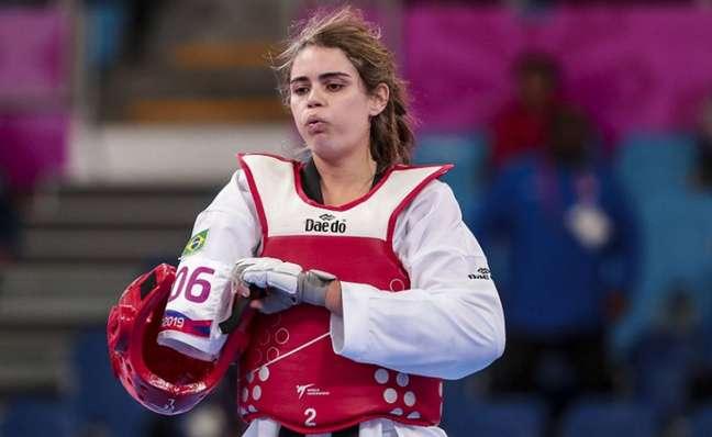 Silvana Fernandes estreou com vitória nos Jogos Paralímpicos de Tóquio (Foto: Ale Cabral/CPB)