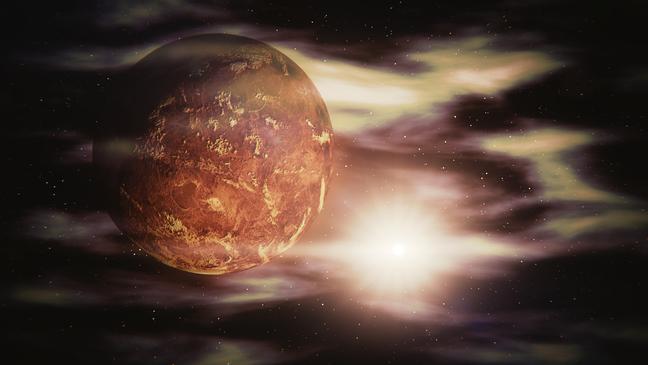 A caminhada de Vênus através de Escorpião marca um período em que todos estaremos mais intensos
