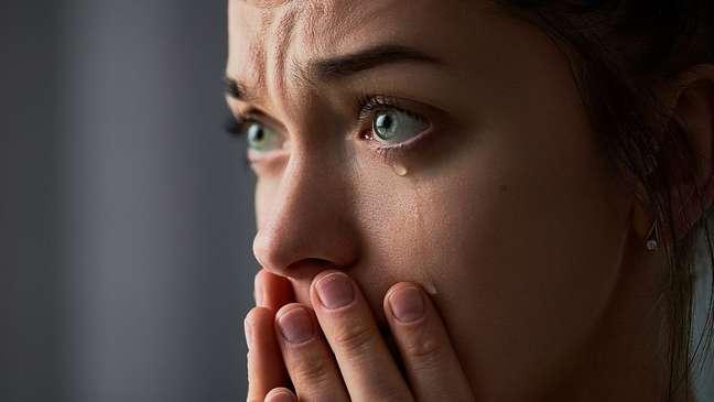 Chorar oom frquência é sinal que algo não vai bem - Shutterstock