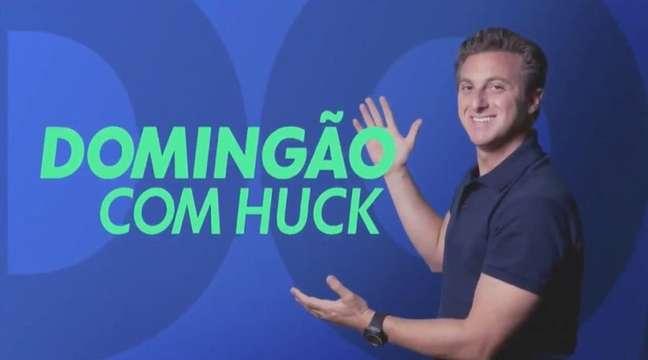 Huck estreia programa nos domingos da Globo (Foto: Reprodução/Globo)
