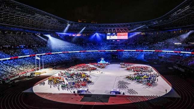 Cerimônia de Encerramento dos Jogos Paralímpicos de Tóquio (Foto: Matsui Mikihito/CPB)