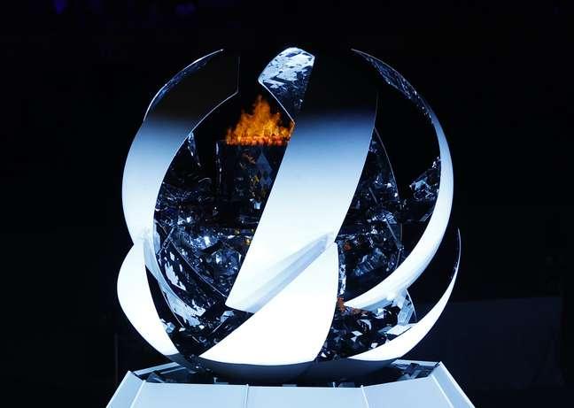 Chega ao fim a cerimônia de encerramento dos Jogos Paralímpicoas de Tóquio Issei Kato Reuters