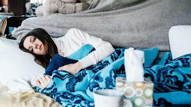 Um dos sintomas mais comuns da covid longa é a exaustão física