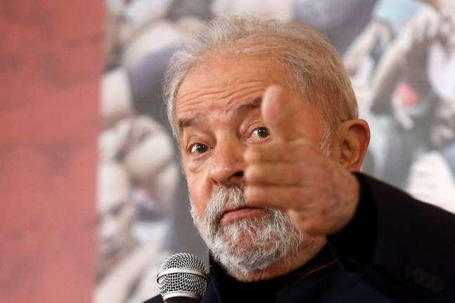 Ex-presidente Luiz Inácio Lula da Silva12/08/2021REUTERS/Carla Carniel