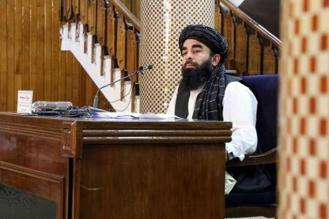 Porta-voz do Talibã afirmou que grupo agora controla todo o território nacional