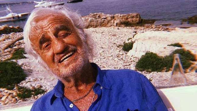 Belmondo atuou em 80 filmes em mais de 50 anos de carreira.
