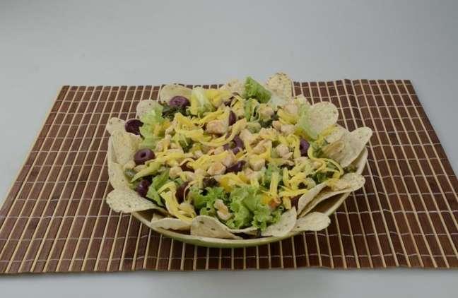 Guia da Cozinha - Salada mexicana pronta em 15 minutos!