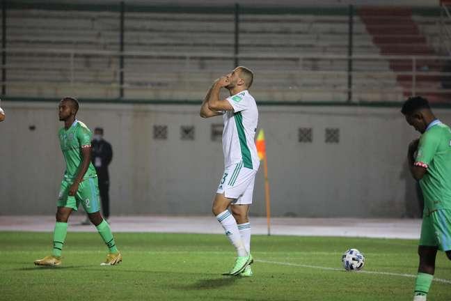 Argélia fica no empate nesta terça-feira pelas Eliminatórias Divulgação Confederação Argelina de Futebol