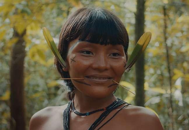 Filme conta a lenda a lenda de Omama e Yoasi, deuses que criaram a floresta