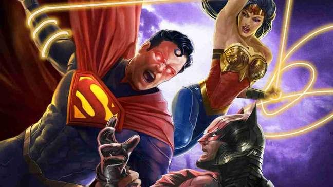 Filme de Injustice chega em outubro