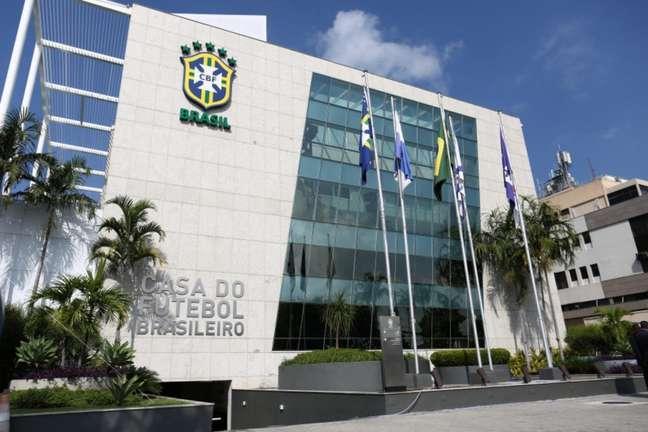 CBF, com anuência de 19 clubes da Série A, decidem por manter Brasileirão sem público, por ora (Foto: Divulgação)