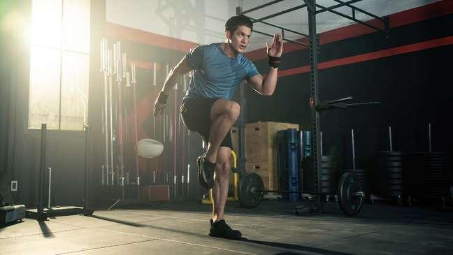 Musculação e Corrida