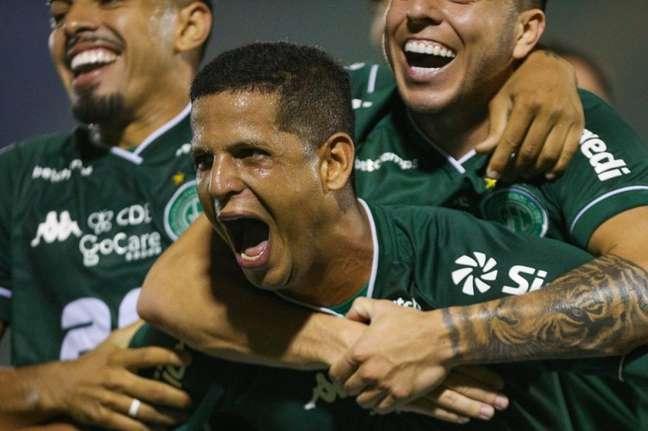 Bugre ocupa o 6º lugar na Série B (Divulgação / Guarani)