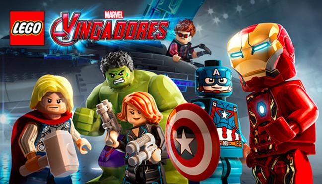 Lego Avengers é um dos games em promoção no Xbox