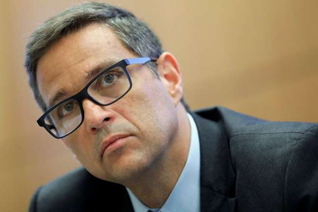 Presidente do Banco Central, Roberto Campos Neto 09/01/2020 REUTERS/Adriano Machado