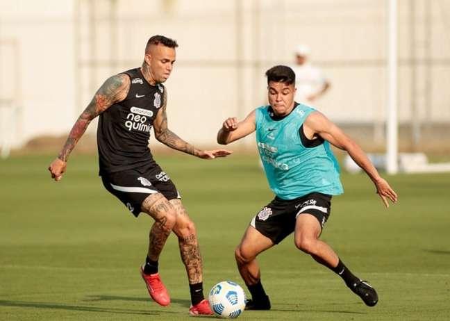 Apenas os reservas do Corinthians foram a campo nesta quarta-feira (Foto: Rodrigo Coca/Ag. Corinthians)