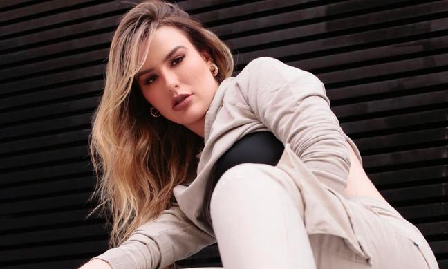 Fernanda Keulla (Fotos: Rafael Caetano/Reprodução/Instagram/@fernandakeulla)
