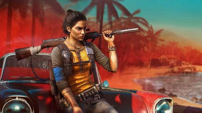 Far Cry 6 chega em outubro