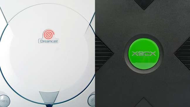 Dreamcast e Xbox