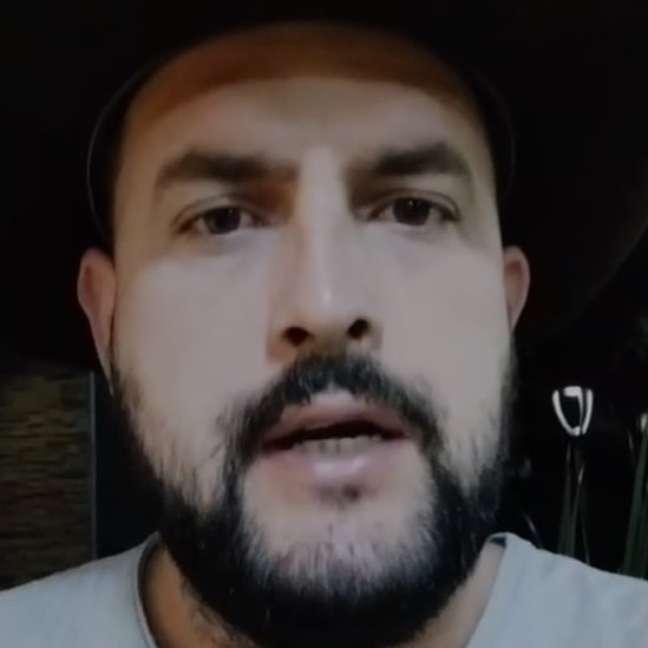 Procurado pela Justiça, Zé Trovão é um dos lideres do movimento