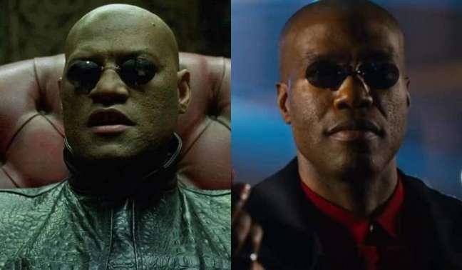 Dois Morpheus em uma mesma Matrix?
