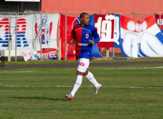 Gustavinho é um dos que retornam a lista de opções (Gabriel Thá/Paraná Clube)