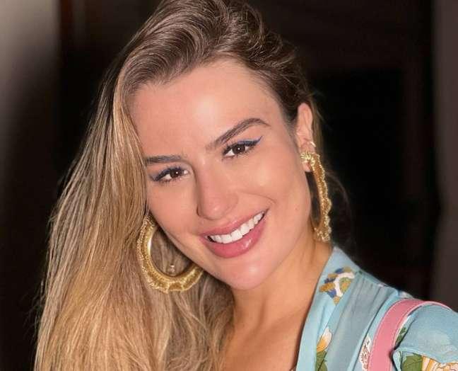 A ex-BBB Fernanda Keulla