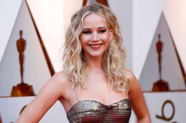 Jennifer Lawrence está grávida do primeiro filho