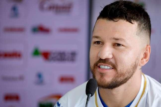 Rossi é um dos principais jogadores do Bahia (Foto: Felipe Oliveira/EC Bahia)