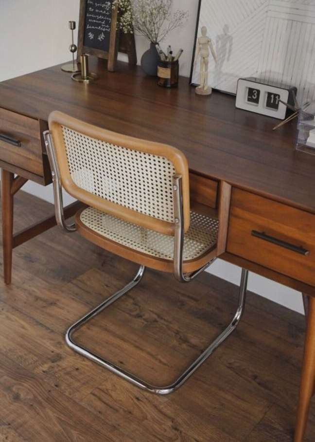 30. A cadeira cesca e perfeita para ambientes compactos – Foto Friday Five