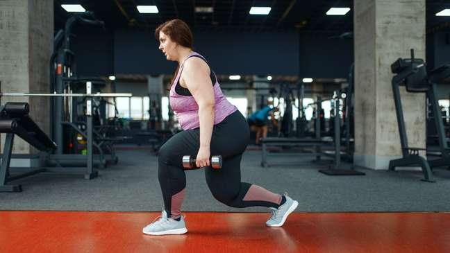 Massa muscular consome mais calorias