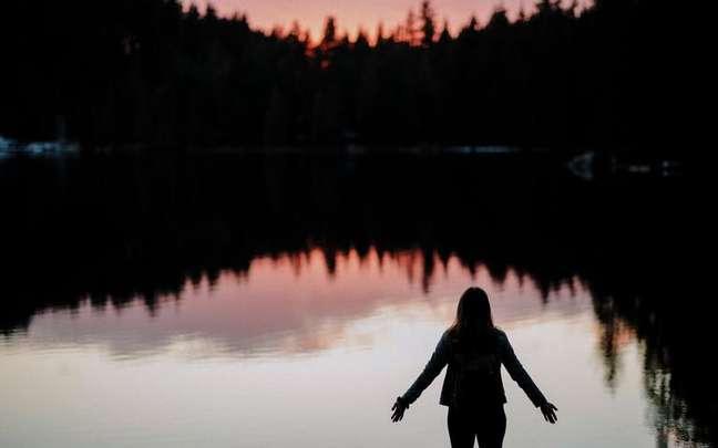 O autoconhecimento pode ser desenvolvido pela espiritualidade - Foto Unsplash