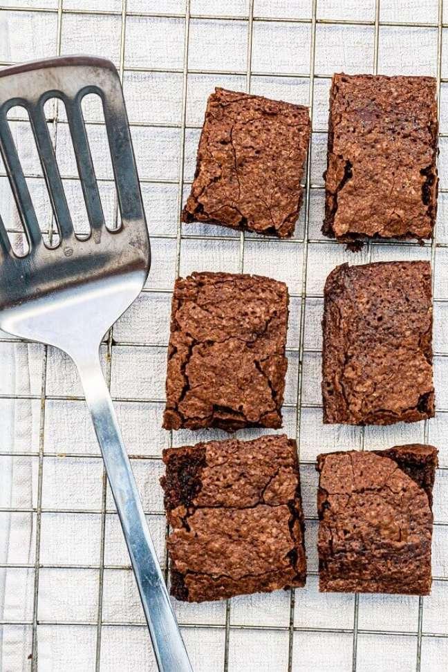 3. Como fazer brownie de chocolate tradicional – Foto: Unsplash