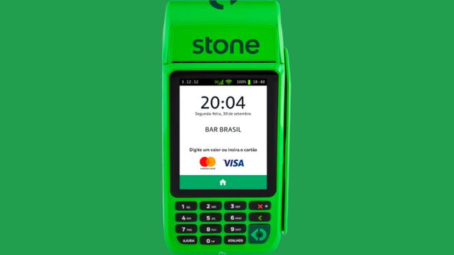 Stone é a fintech líder em máquinas de pagamentos