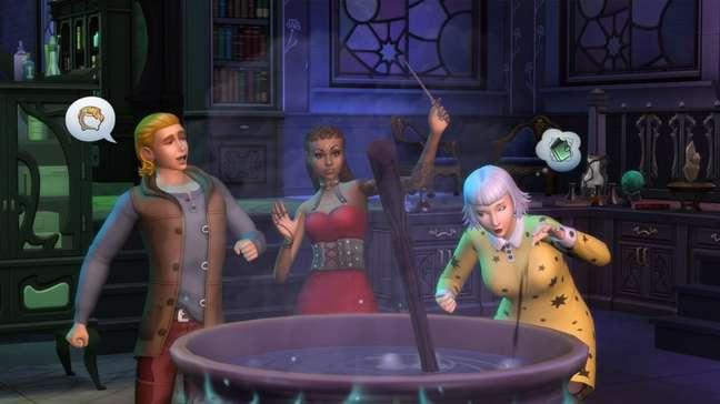 The Sims 4 Reino da Magia