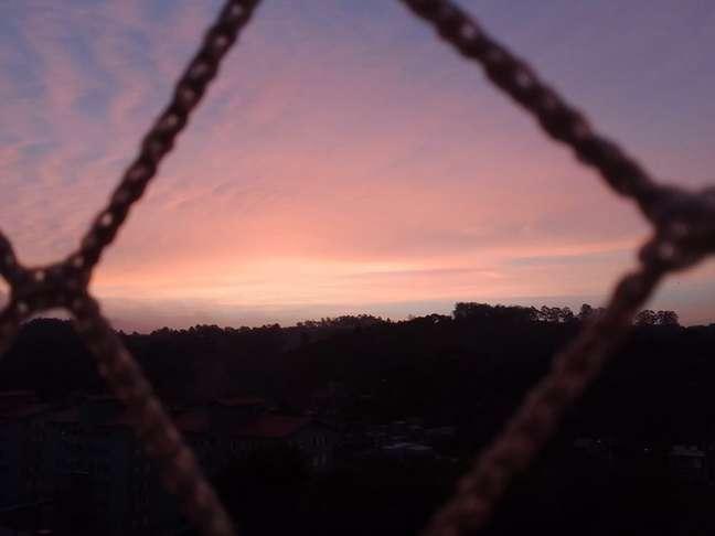 Foto tirada com a câmera traseira do Realme C11