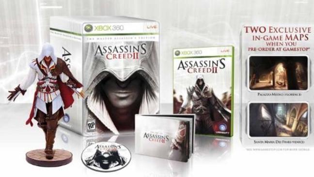 Assassins's Creed II: Master Assassin Edition