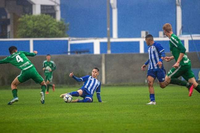 Felipe esteve por cinco anos na Chapecoense (Leandro Boeira/Avaí F.C)