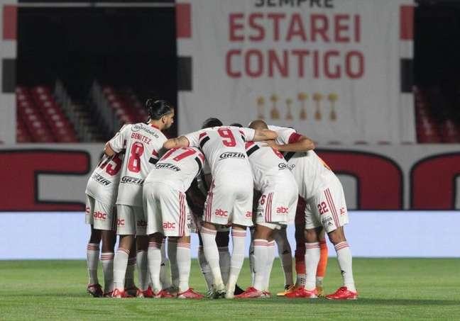 São Paulo inicia o segundo turno no próximo domingo (Foto: Rubens Chiri/saopaulofc.net)
