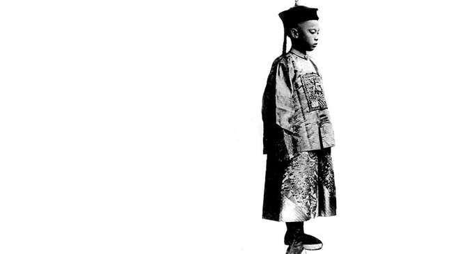 Puyi, o último imperador da China
