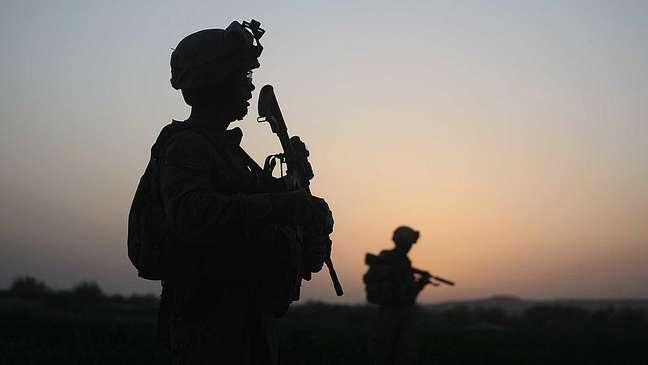 Soldados americanos em Herati, no Afeganistão, em 2009; especialista em contra-terrorismo dos EUA afirma que aliança com Talebã se tornou necessária em nome da segurança doméstica do Ocidente