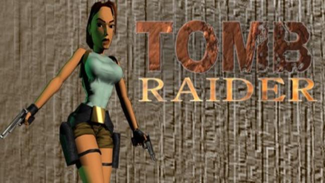 O primeiro jogo da franquia Tomb Raider chegou em 1996