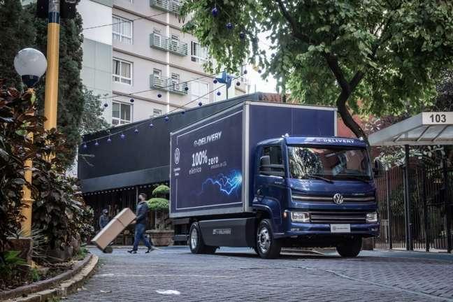O e-Delivery foi desenvolvido para operações urbanas