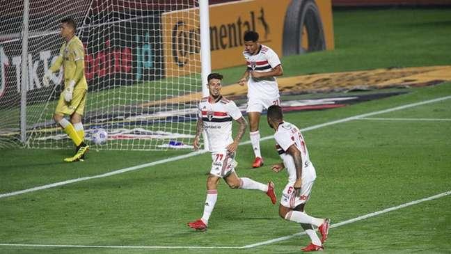São Paulo volta a jogar após duas semanas sem jogos (Foto: Rubens Chiri/Saopaulofc.net)