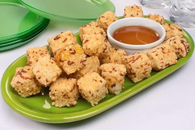 Guia da Cozinha - Receita prática de dadinho de tapioca com mel